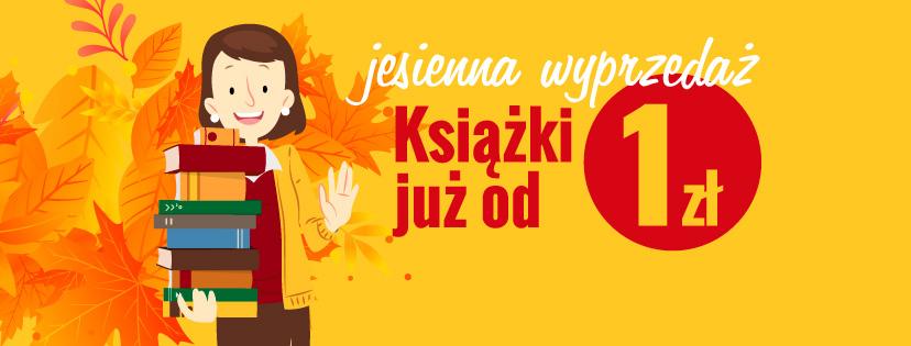 Do 97% taniej - książki od 1zł (dla dzieci i dorosłych) @ Wydawnictwo Święty Wojciech