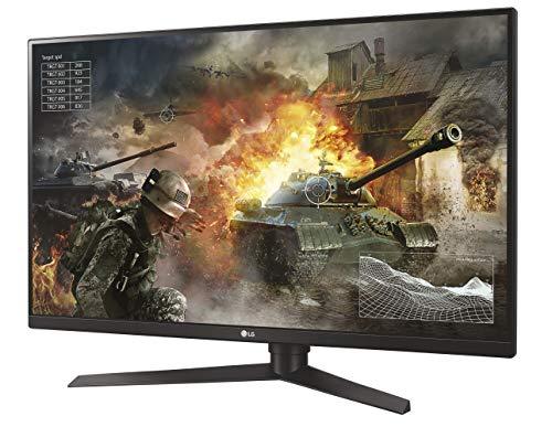 Monitor LG 32GK850G-B, VA WQHD 31.5 cala 144 Hz, G-Sync
