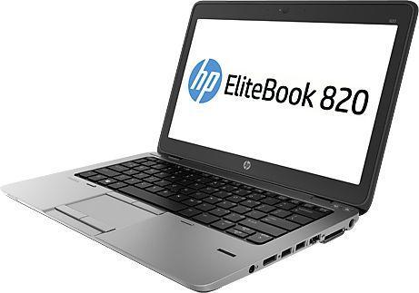 Laptop HP 820 G1 i5 4300U 8GB 120GB SSD Win 10 PRO 12,5 cala - poleasingowy