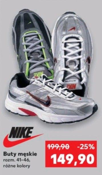 Buty Nike i inne promocje Kaufland