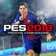 PES2018 na PlayStation 3