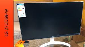 monitor LG 27UD69-W