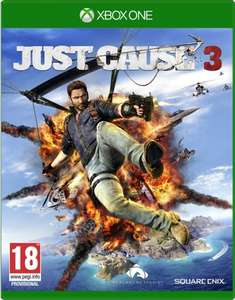 Darmowy weekend: Just Cause 3 z Xbox Live Gold