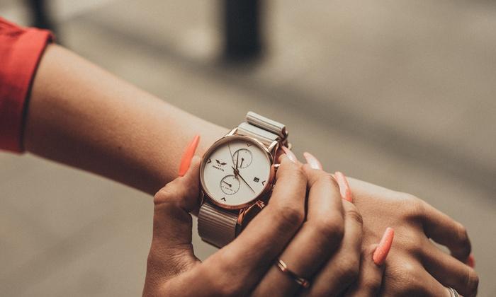 Groupon wart 150 zł na zegarki WATCHZONE