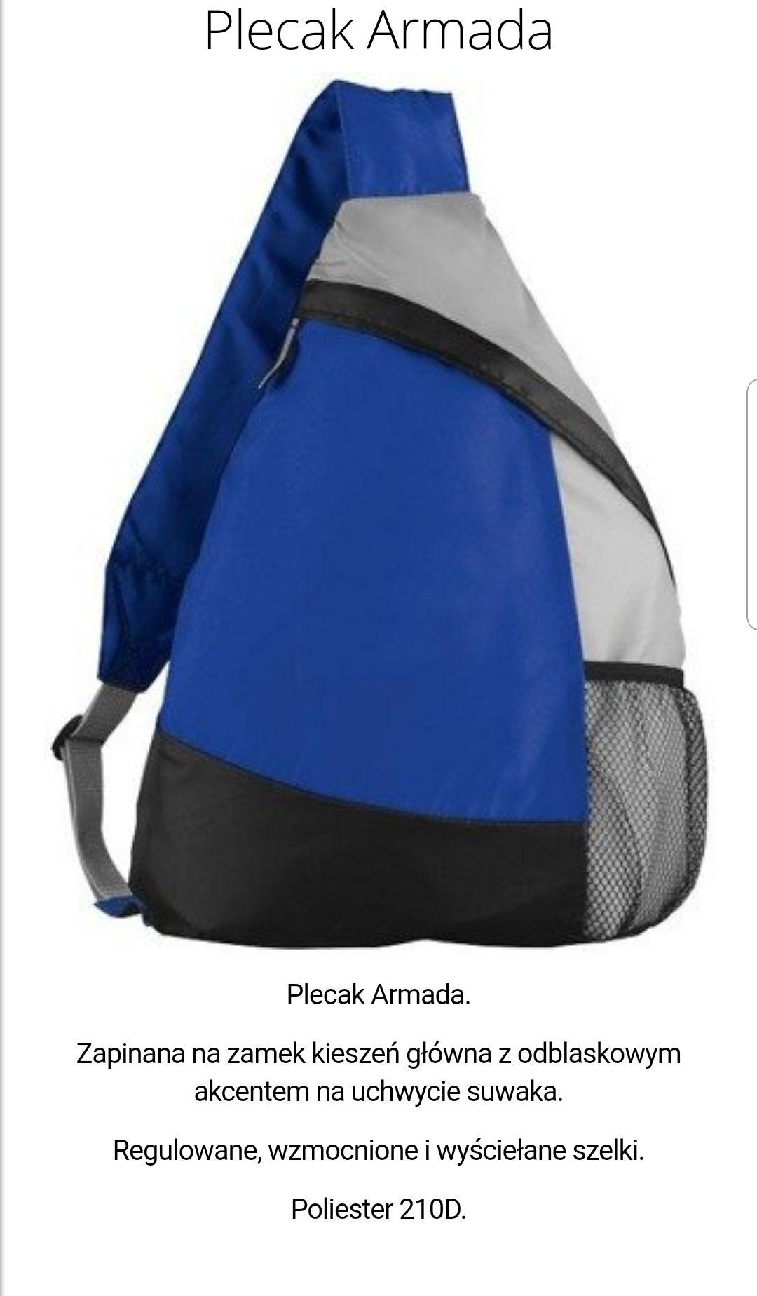 Plecak Armada za 0.33zł