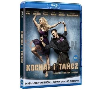 Kochaj i tańcz (Blu-ray) za 4,99zł @ Saturn