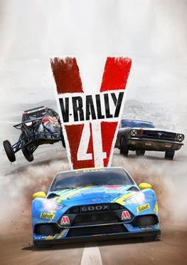V-Rally 4 PC @cdkeys