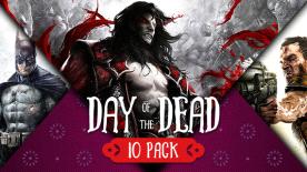 Day of the Dead - 10 paczek