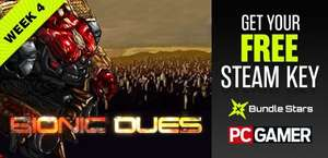 Bionic Dues na Steam za darmo @ Bundle Stars