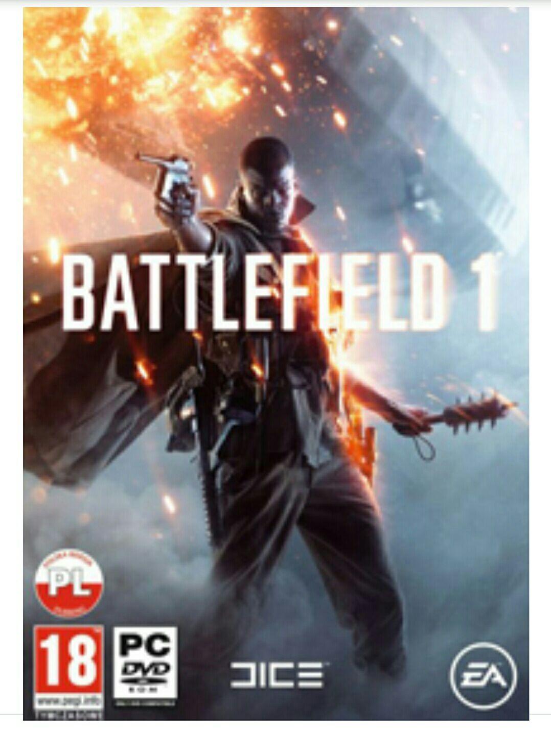 Battlefield 1 darmowe zestawy bojowe