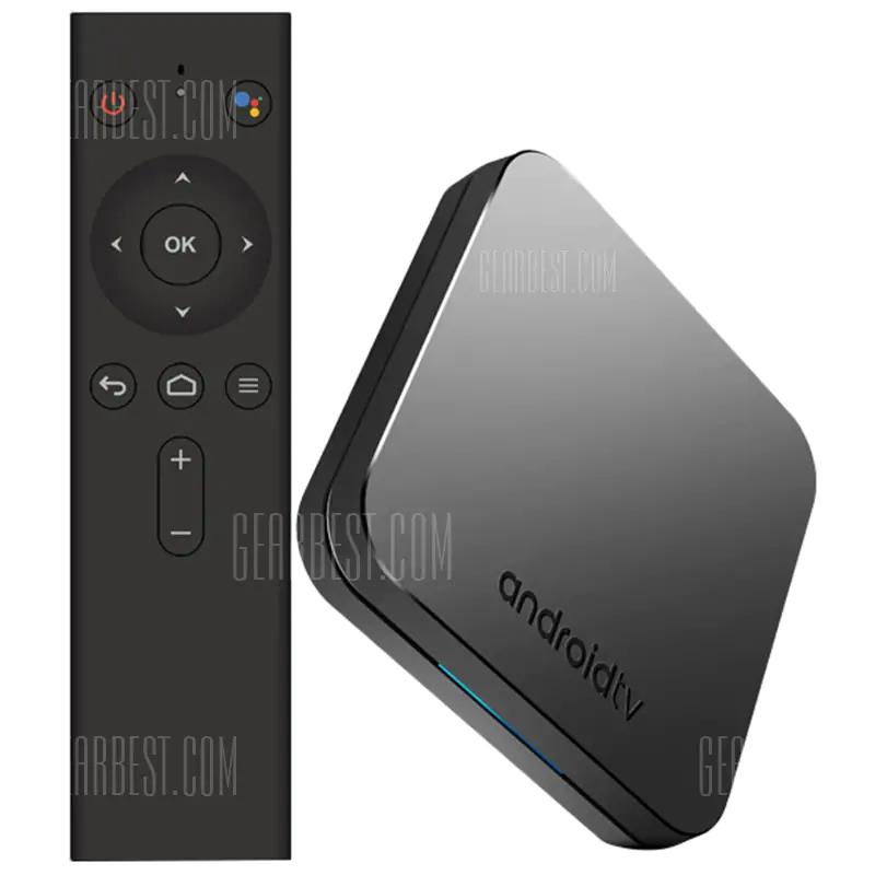 MECOOL KM9 TV BOX 4GB/32GB (Android TV + pilot z voice control)