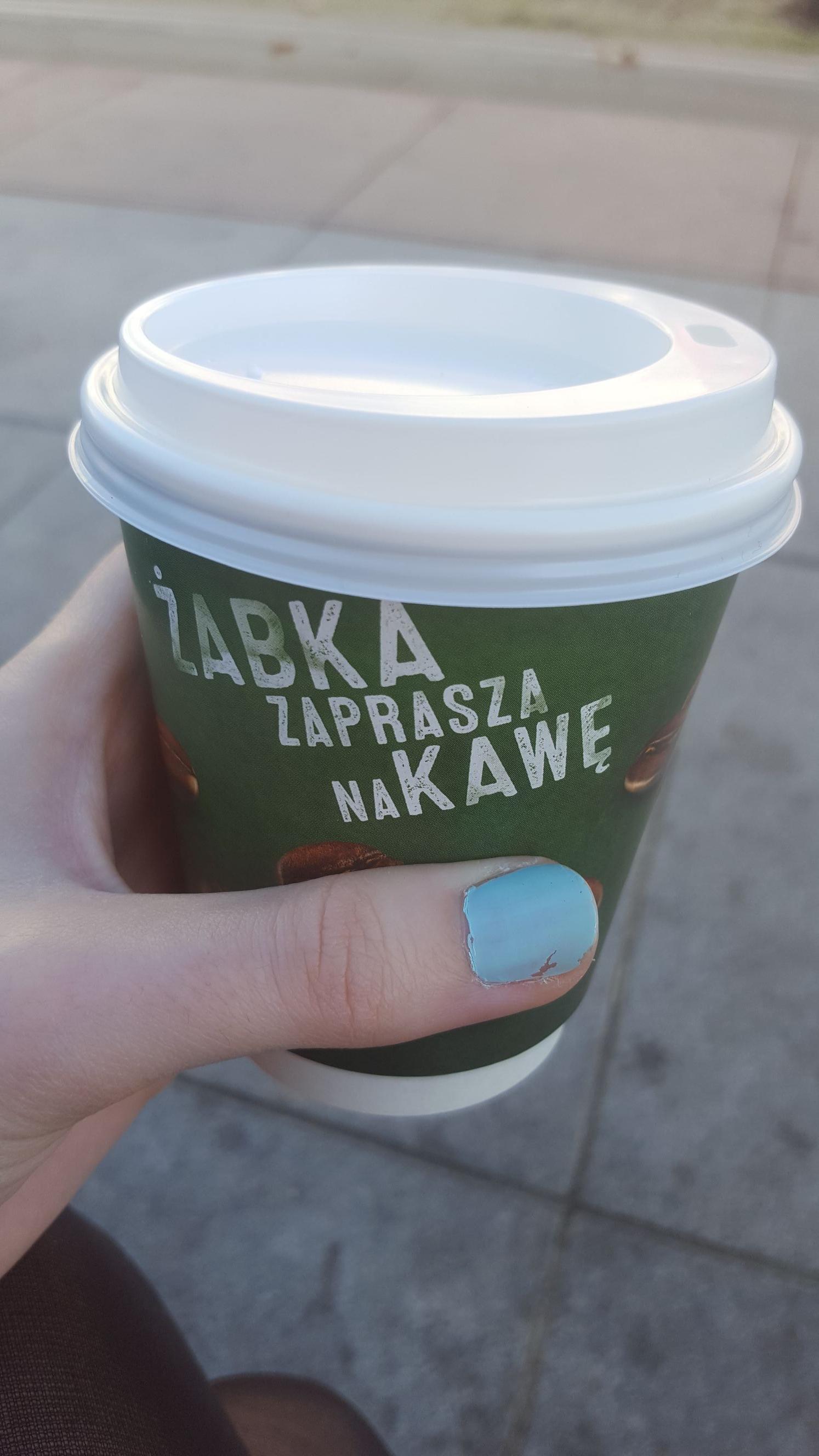 Darmowa kawa w Żabce, Katowice Chorzowska/Sokolska