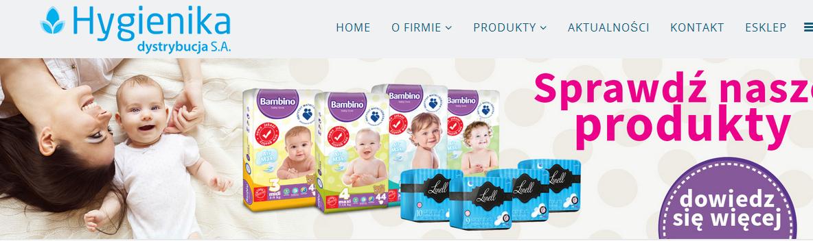 Bezpłatna próbka pieluch Bambino Baby Love @ Hygienika