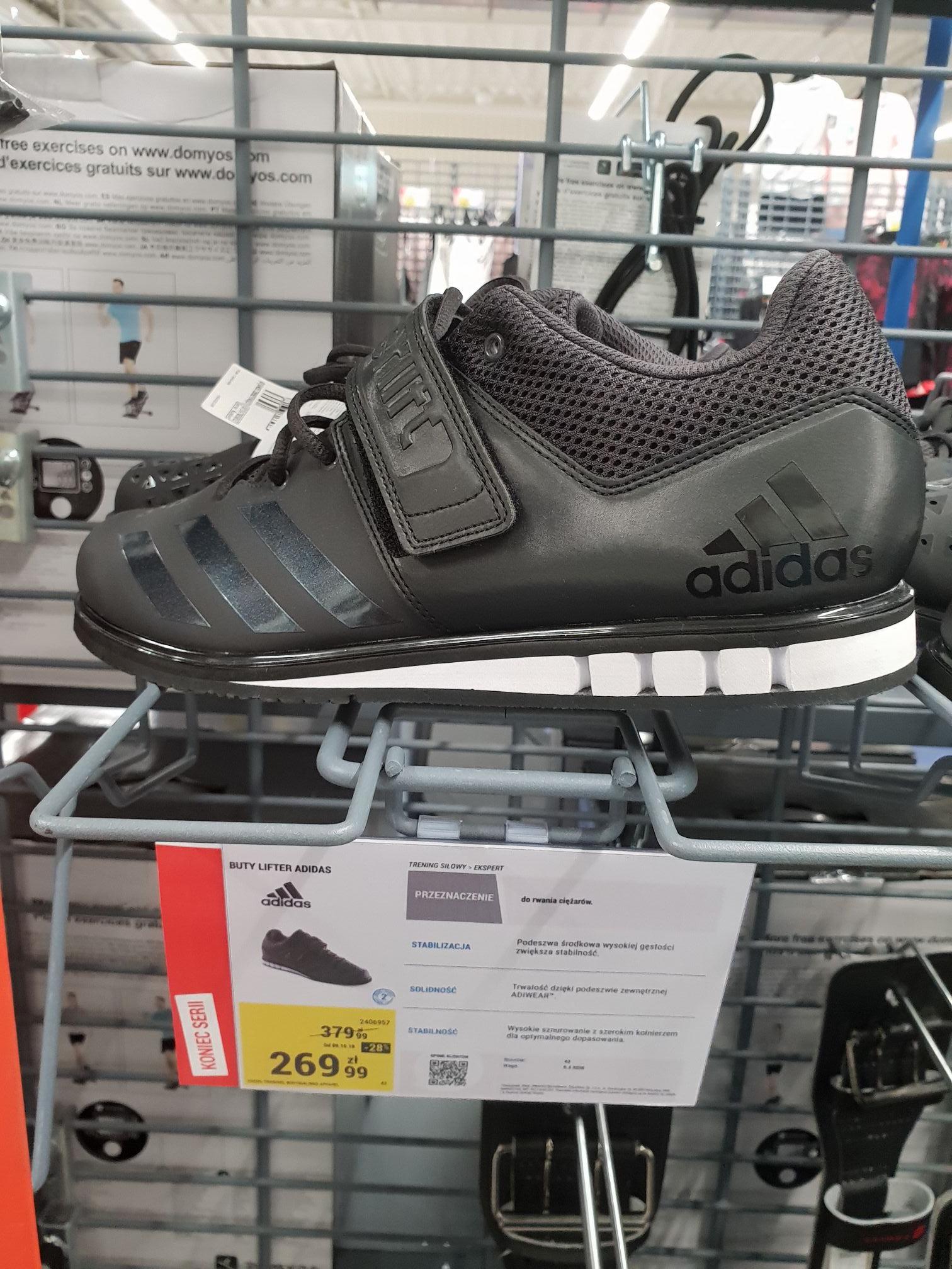 Buty Lifter Adidas