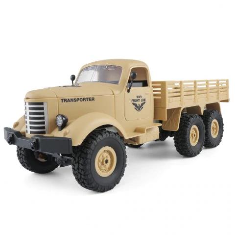 Zdalnie sterowana ciężarówka JJRC-Q60 6WD