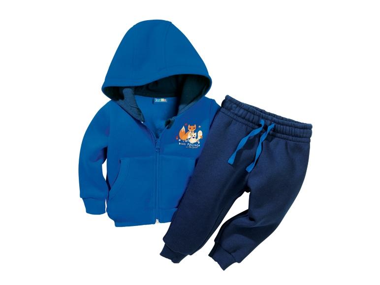 Dres dziecięcy bluza + spodnie za 29,99zł @ Lidl