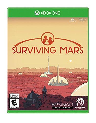 Darmowy Weekend z Surviving Mars Xbox One (15-18 XI 2018)