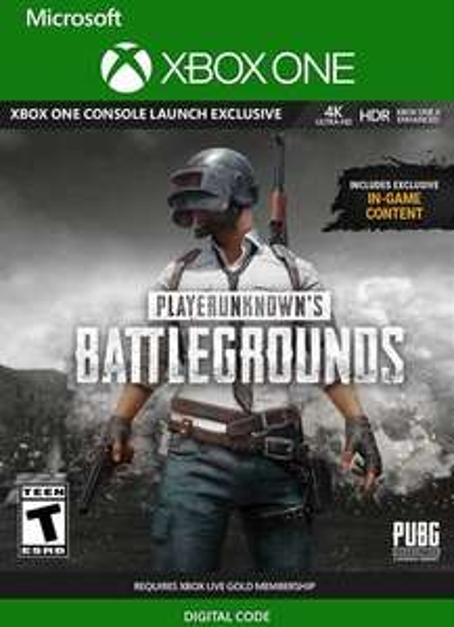 Darmowy weekend: PUBG PlayerUnknown's Battlegrounds Xbox One 08-11.11