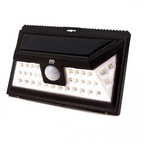 Lampa solarna 24x LED z czujnikiem ruchu