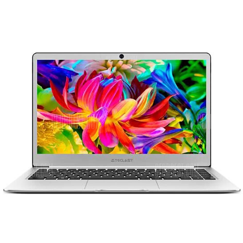 Teclast F7 Notebook - SILVER 6GB RAM + 128GB SSD