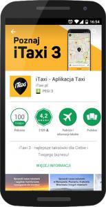 -50% na 3 przejazdy itaxi (max 20zł) oraz kupon na 4$ na aliexpress