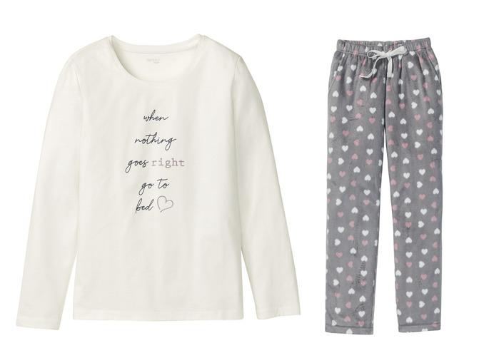 Lidl - piżamy