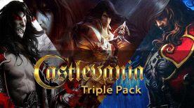 [£1.99] Castlevania Triple Pack (STEAM)