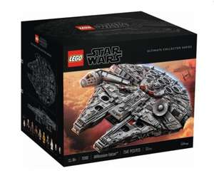 Singles' Day w al.to - LEGO Star Wars Sokół Millennium 75192