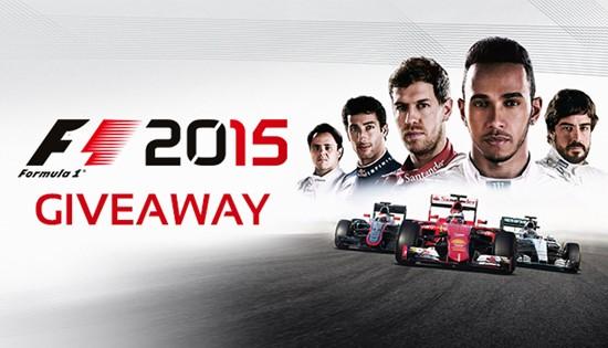 Gra F1 2015 ZA DARMO @gamesessions