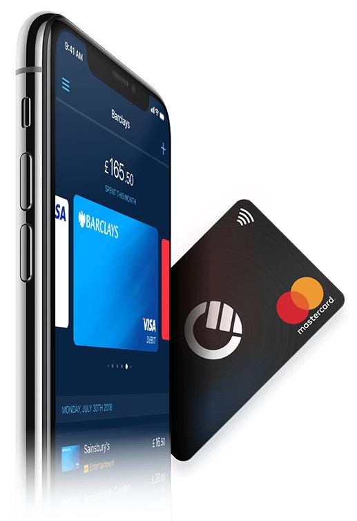 Po 5 funtów dla poleconego i polecającego aplikację mobilną Curve oraz 1% moneyback