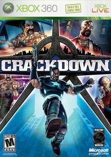 Crackdown Xbox 360/Xbox one za darmo.