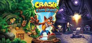 Crash Bandicoot N. Sane Trilogy Bonus Edition