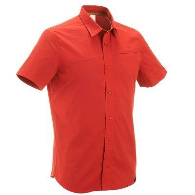 Męska koszula z krótkim rękawem za 19,99zł (60% taniej) @ Decathlon