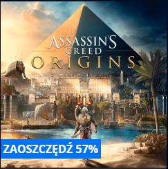 Okazja Tygodnia Assassin's Creed Origins PS Store