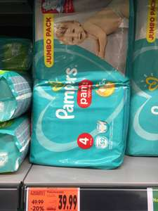 Pampers Pants,Active Baby -20%