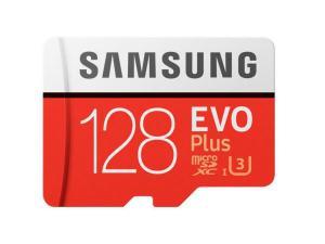 Karta pamięci SAMSUNG EVO+ microSD 128GB 100/90 MB/s