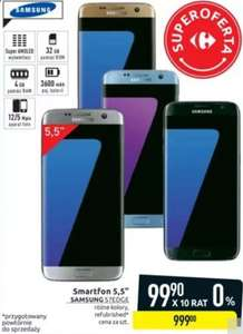 46199144d98 Samsung Galaxy S7 Edge refubrished (odnowiony) @ Carrefour - Pepper.pl