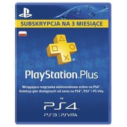 PlayStation Plus 90 dni abonament