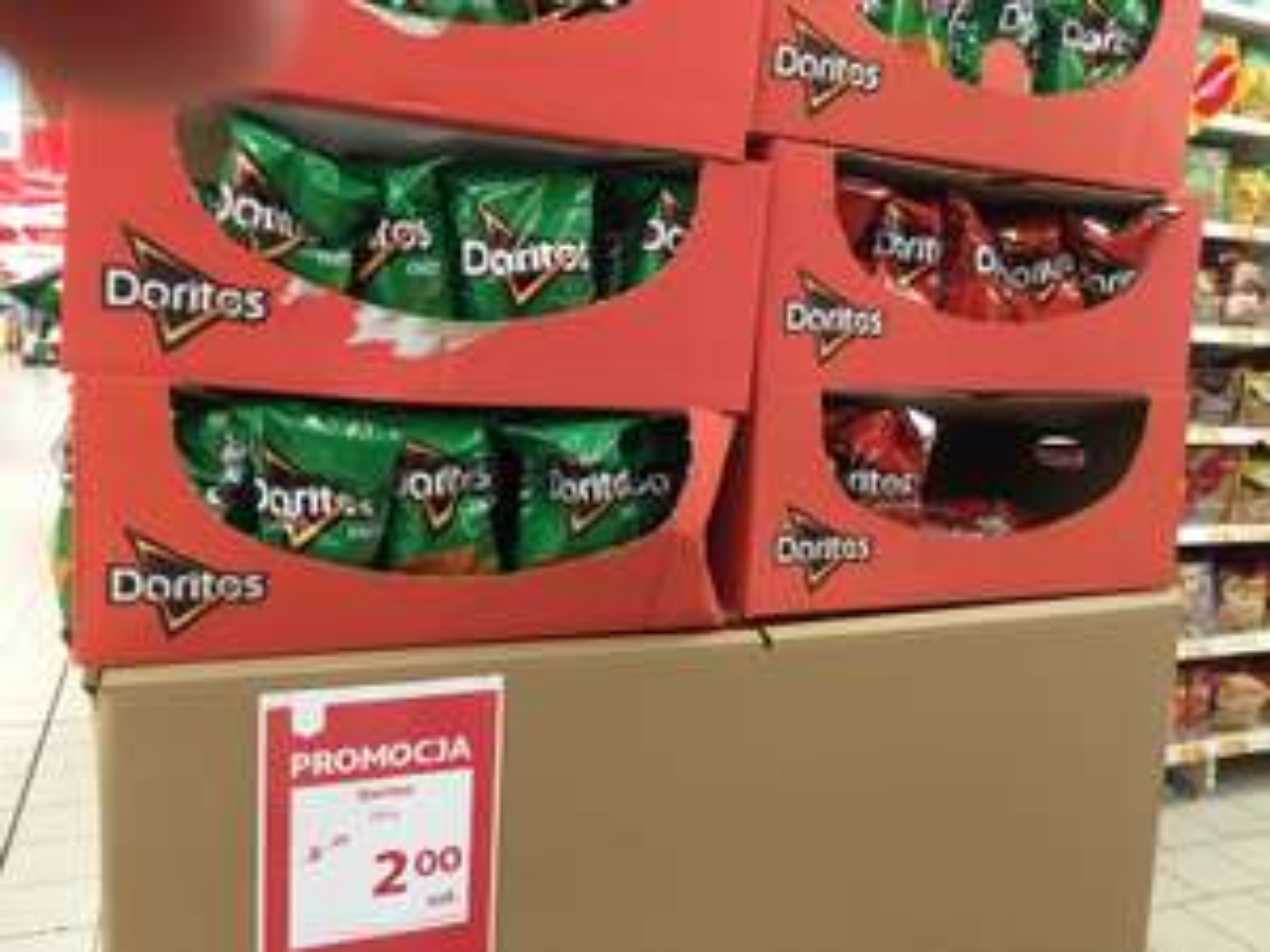 Doritos 100g Auchan