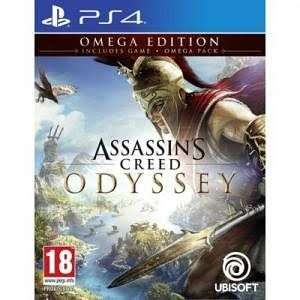 Assassins Creed Odyssey Omega Edition (PS4)