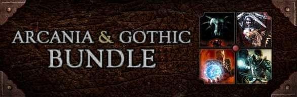 Oferta Specjalna Arcania + Gothic PC