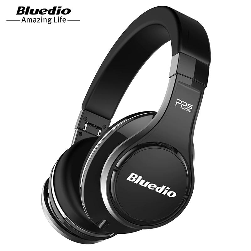 Bluedio UFO U - Słuchawki Bluetooth z Aliexpress
