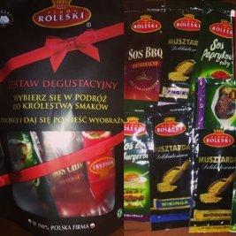 Darmowe zestawy degustacyjne Roleski