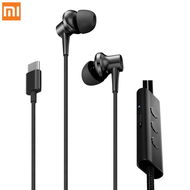 Słuchawki przewodowe Xiaomi Mi ANC & Type-C In-Ear Earphones
