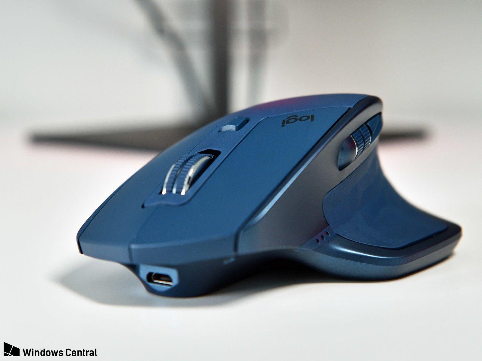 Myszka Logitech Mx Master 2s - Blue