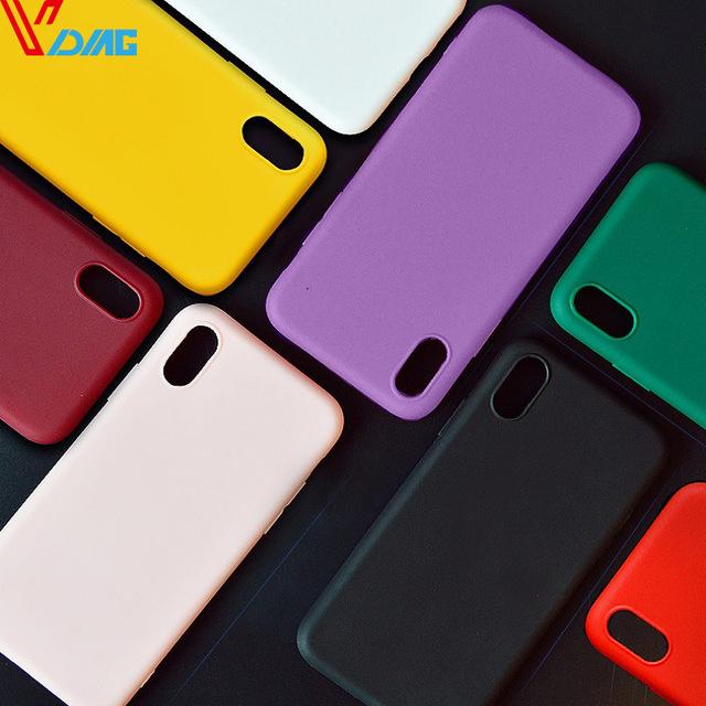 Kolorowe case'y na iPhone za grosze