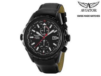 Zegarek Aviator World Time Pilot (AVW9980G172) za 214,95zł @ iBood