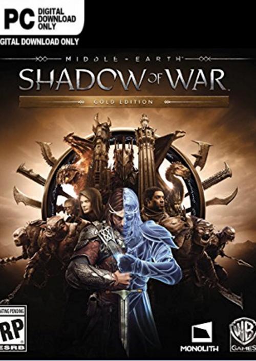 Middle-earth Shadow of War Gold Edition za 63,72 zł w cdkeys