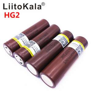LiitoKala for HG2 18650 3000mah 10szt