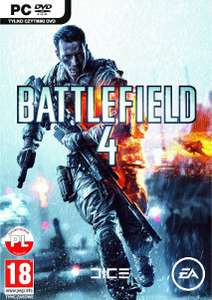 Battlefield 4 (PC) za 59zł @ PlayerGames